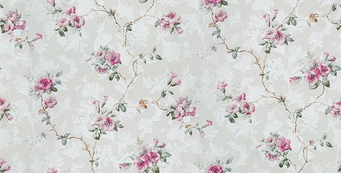 Floral Background Texture By Corelina