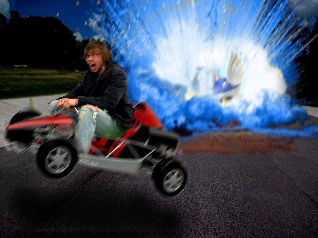 EPIC Mario Kart by frostviper101