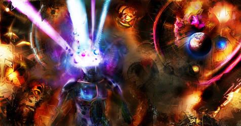 Creative Impulsion-Explosion by pankyrou