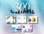 300 Watchers!