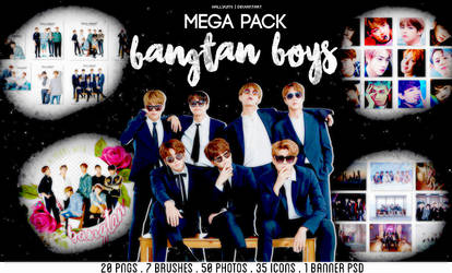 MEGA PACK: 4 Years With BTS by Hallyumi