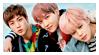 STAMP: BTS #7 by Hallyumi