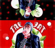 +Happy Birthday TaeTae! 2017 by Hallyumi