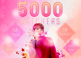 5000 WATCHERS PACK!