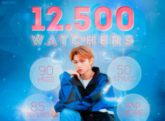 12.500 WATCHERS PACK!