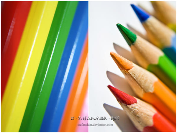 focus on color by Stefansider