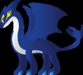 Dragon V2 - Wing by Vandagen