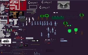 Copycat entire game graphics by Vandagen