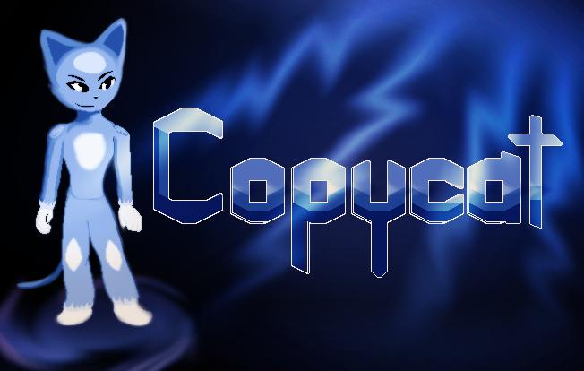 Copycat Logo by Vandagen