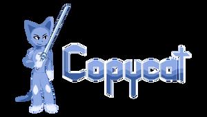 CopycatX logo 2