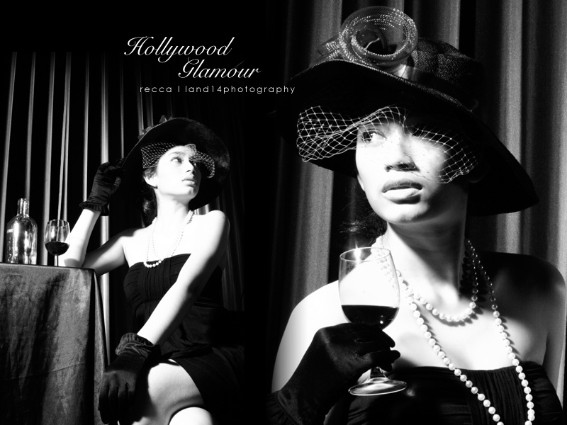 Hollywood Glamour 1 by rekhaza