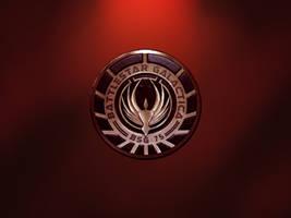 Battlestar Galactica Walpaper by SKammer