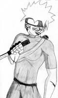 Naruto - The Sealed Kunai by Lanky-Nathan