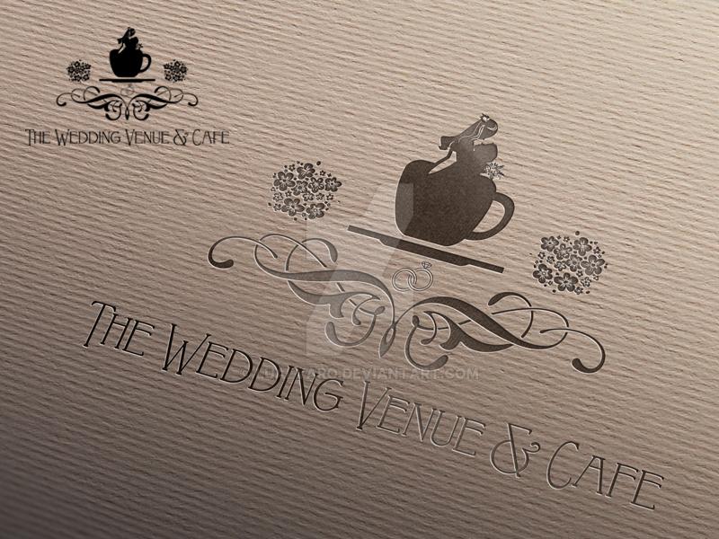 The Wedding Venue Logo By Lualvaro