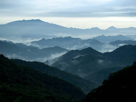 View Over Pingxi