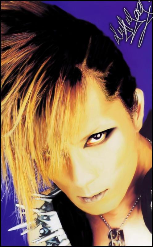 Kaoru, Dir en grey - DeVISE by twilighthush
