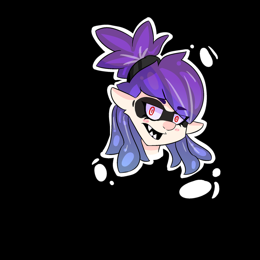 Splatoon Headshot by Undead-Dj
