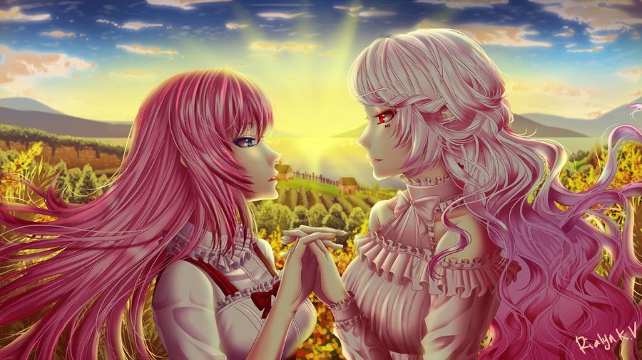 Arise, My Love by rialynkv