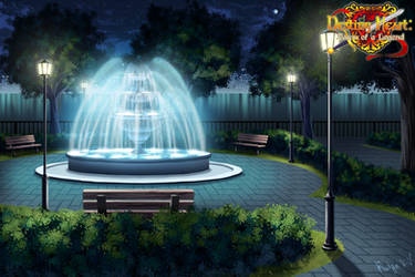 Tranquil Park by rialynkv