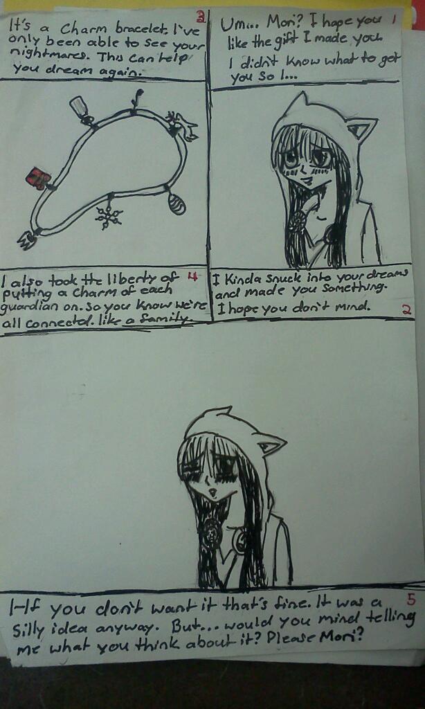 Mori's Gift by Yuki-sama12