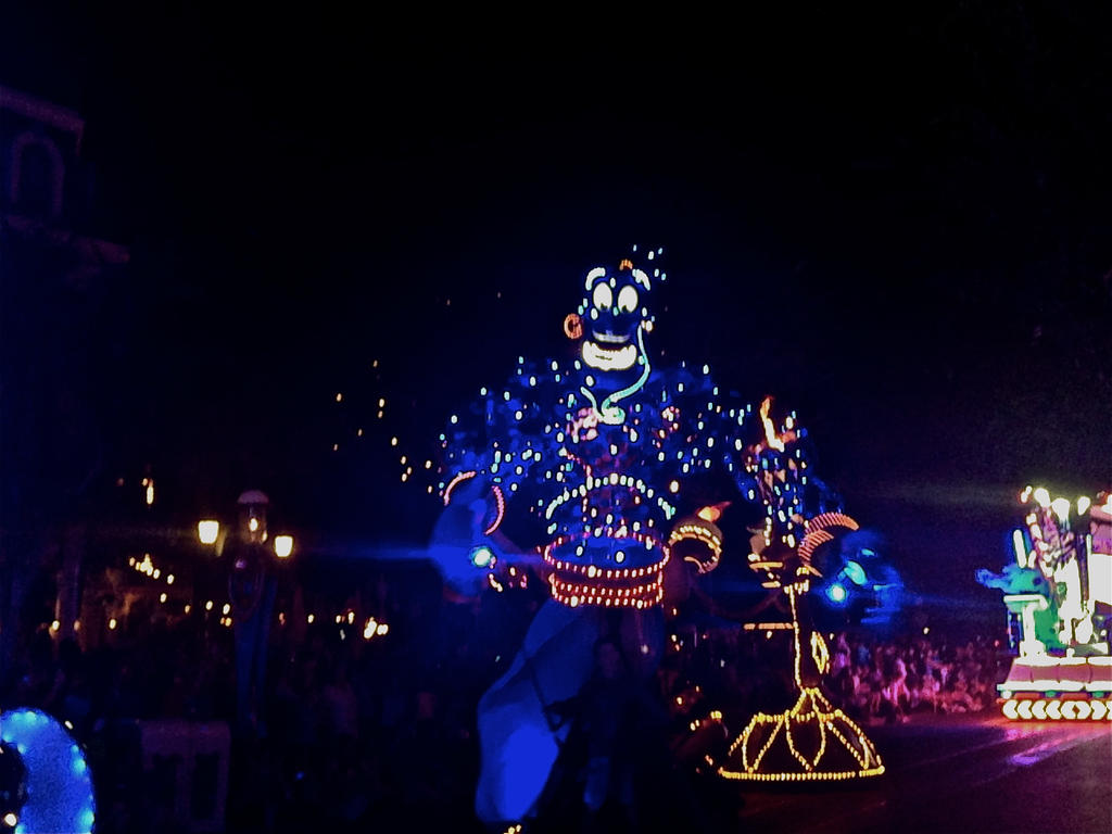 Genie Of The Lamp~ Paint The Night 2015 By CutePoochyena261 ...