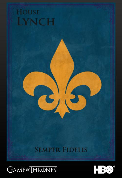 Game of thrones family sigil generator