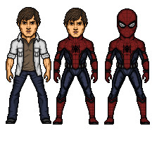 Spiderman by greatgamer4