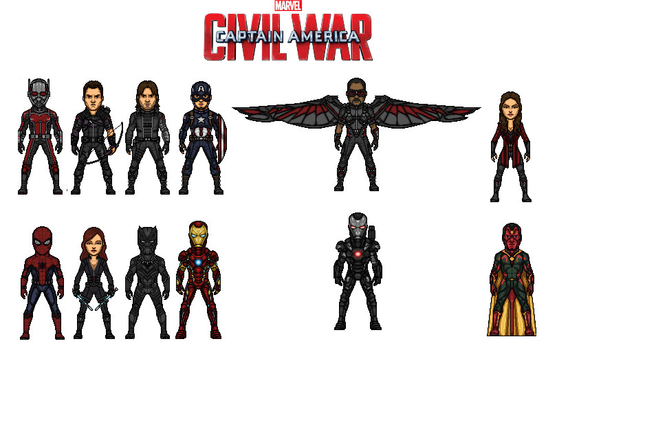 Civil War by greatgamer4