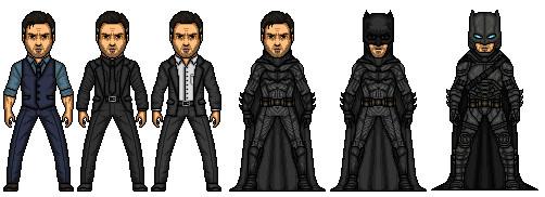 Batman by greatgamer4