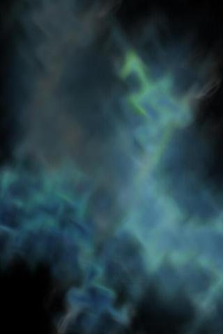 Aqua Smoke Iphone Wallpaper By Orbel On Deviantart
