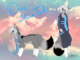 [REFERENCE SHEET] - Duan ShiroiTsuki