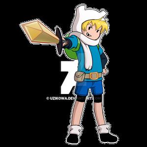 Adventurous Finn