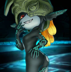 Hyrule Lore - Midna Datass