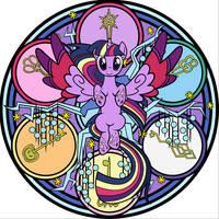 [SG] Rainbow Power Twilight Sparkle!!! by Crystalmia107