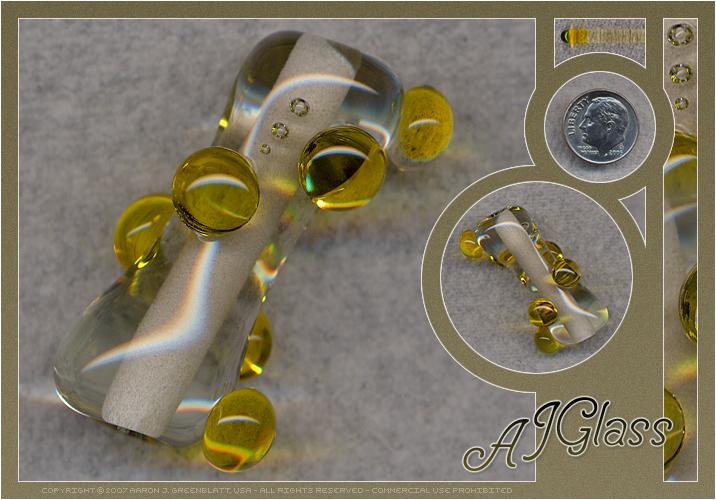 Striking Spheres by AJGlass