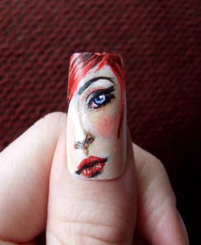 Face nail 1 improved