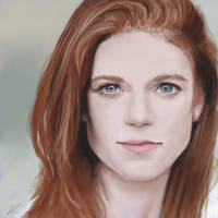 Rose Leslie digital by RoseTheHobbit
