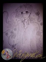 LINE PLAY : Kuon by Shiroyama Kuon lol