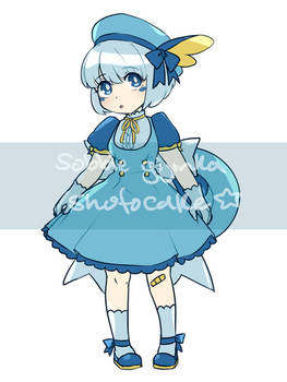 Sobble Gijinka [SOLD]