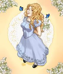 [Alice in Wonderland] - Much Muchier by lepidopteras