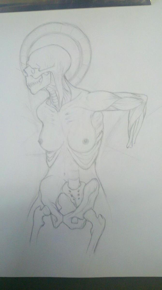 Skeleton Final by Aszde