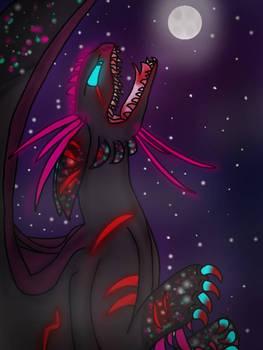 True Queen Of MoonFuries (redraw)