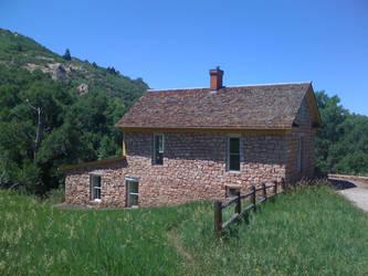 Farmhouse by pocomouse