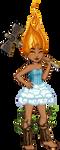 TLC Chain Link Doll #2 by PoppedArtDolls