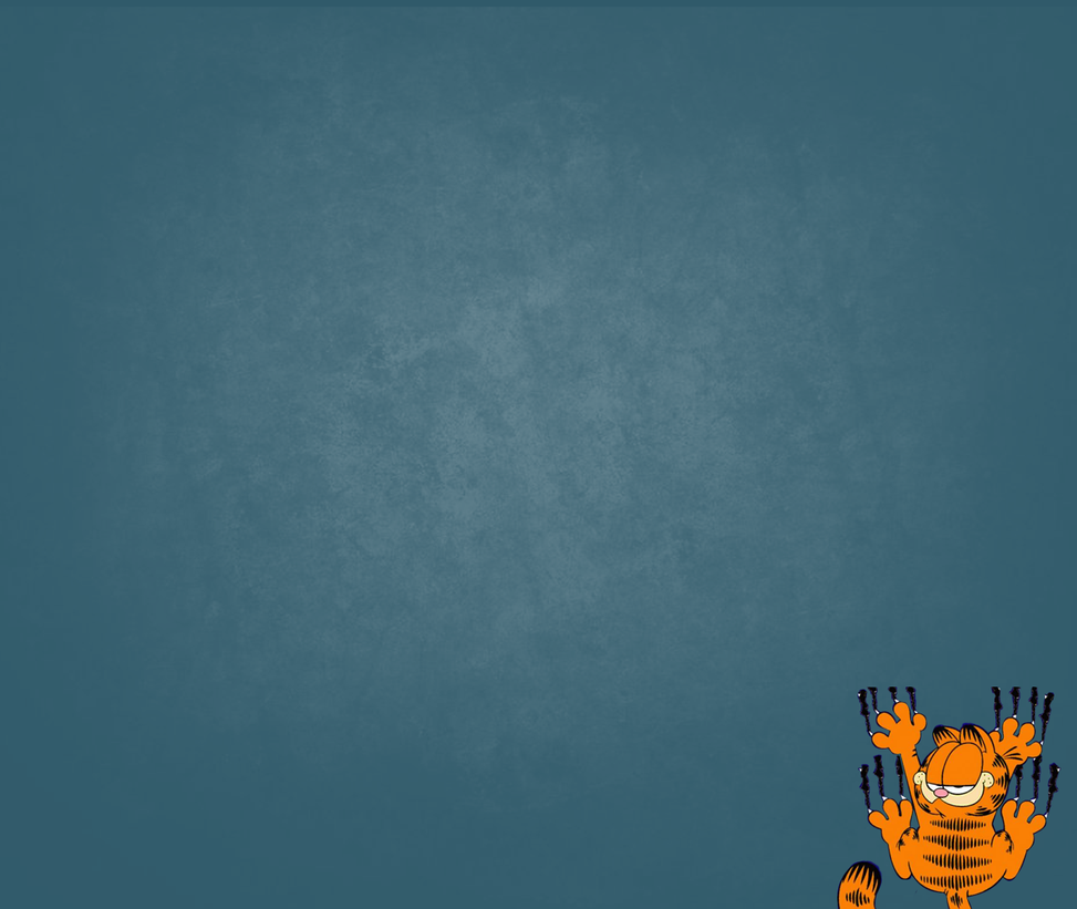 Garfield Wallpaper By MAKAgfxx