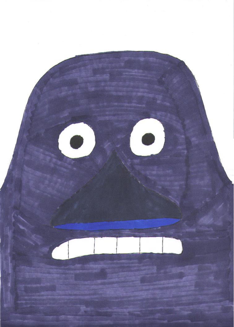 The Groke is watching you... by SleepingGroke