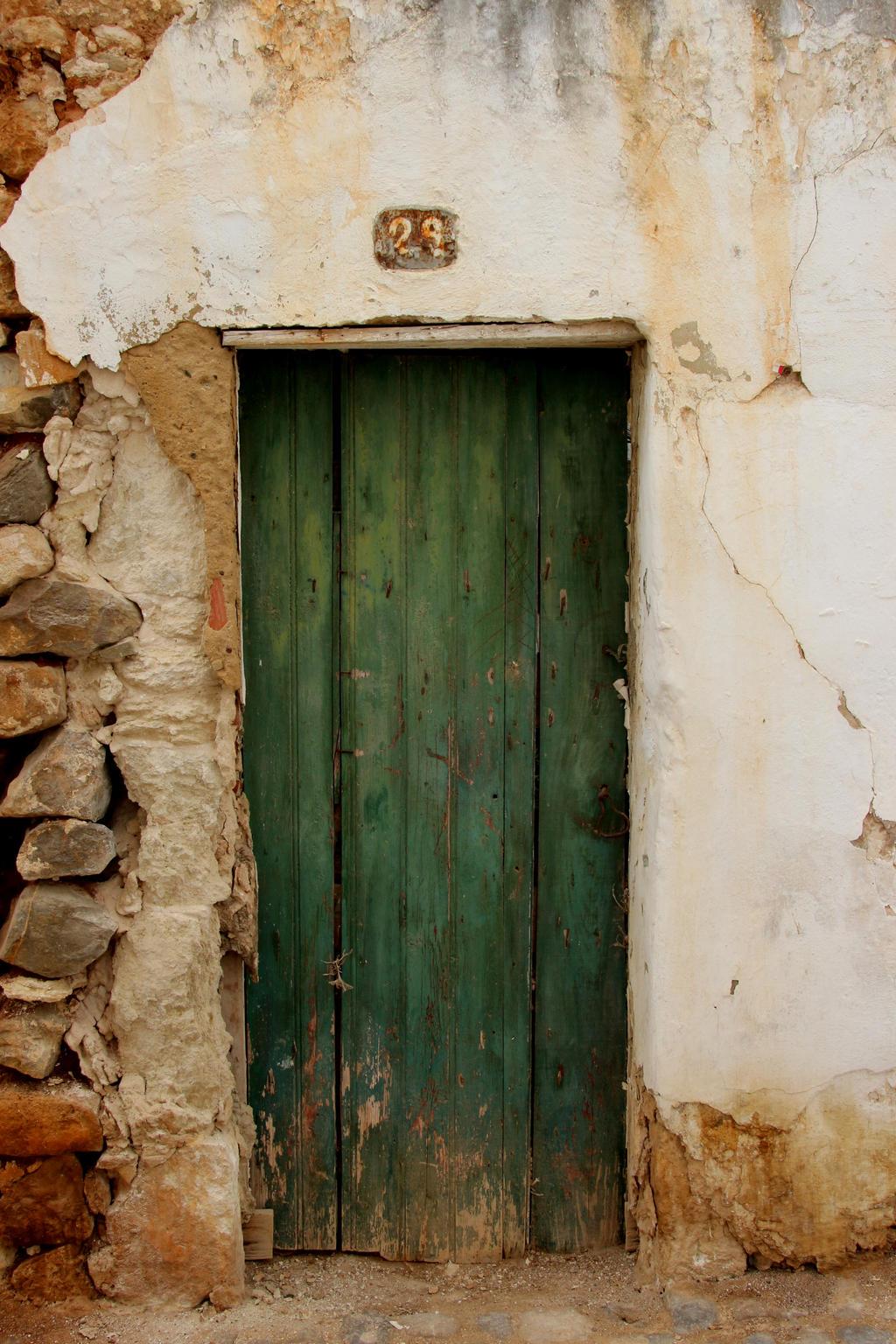 green door by Shreever