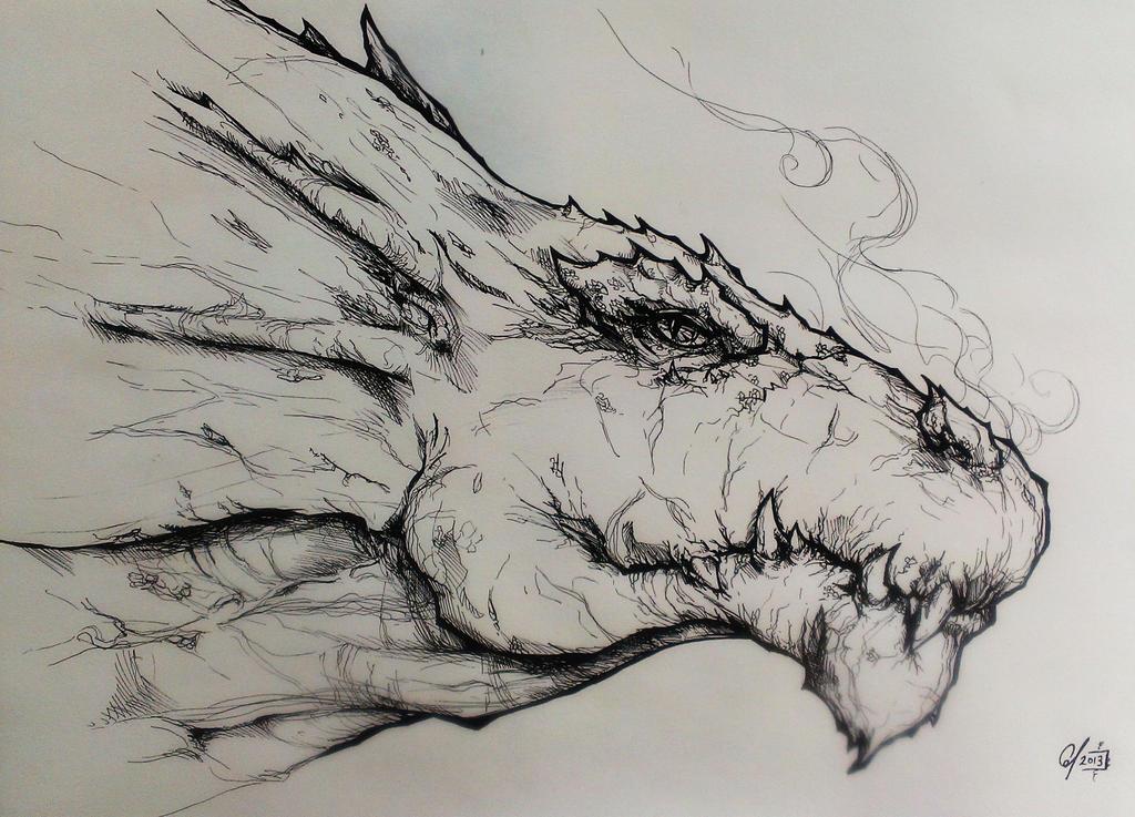 Dragon by DukeBannon