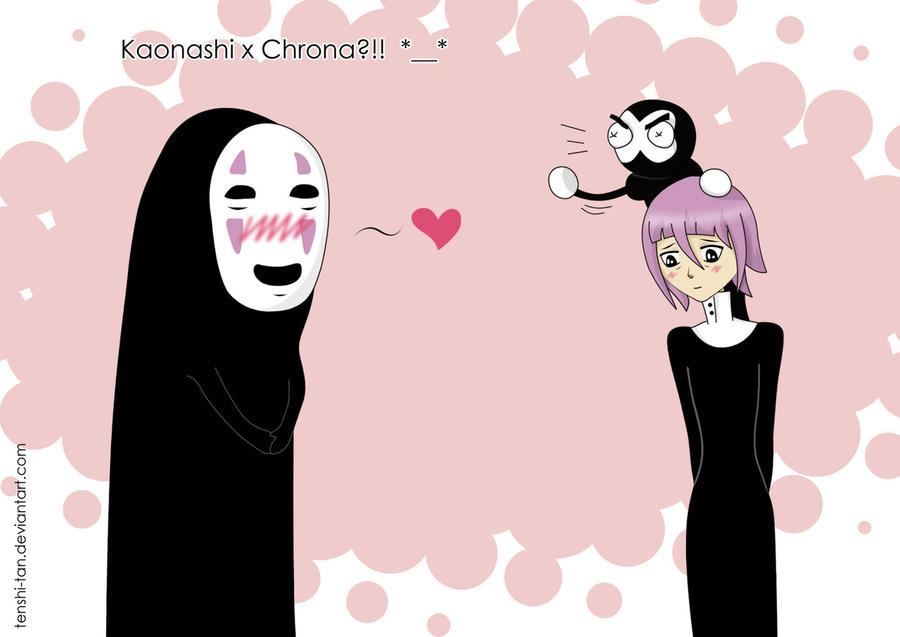 Ragnarok X Crona Kaonashi x Chrona by