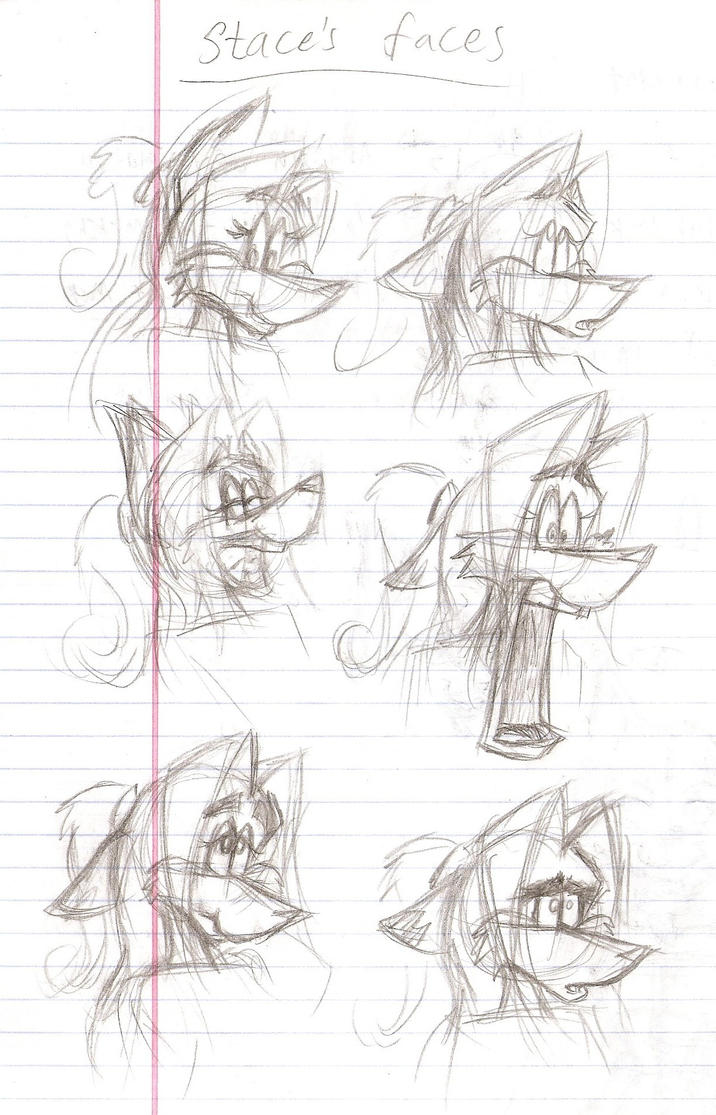 Stace's Faces by Django90